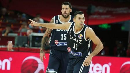 Στο τρίτο γκρουπ του Ευρωμπάσκετ η Ελλάδα