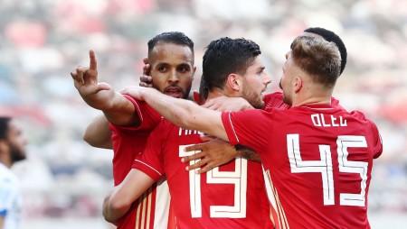 1-0 με Ελ Αραμπί ο Ολυμπιακός (video)
