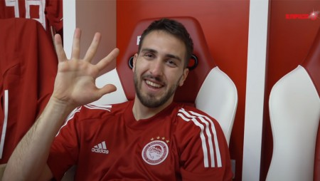 Ο Φορτούνης δείχνει τα 5 πρωταθλήματά του, στο +2 από τη... δυναστεία του ΠΑΟΚ! (video)