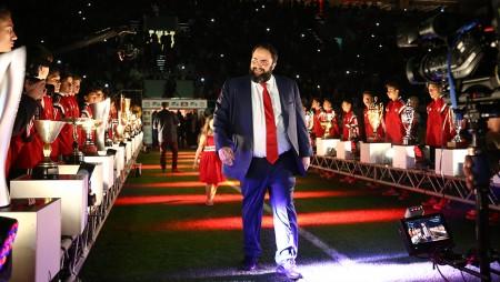 Μαρινάκης: «Παίρνουμε όλοι θέση στην κερκίδα»! (photo)