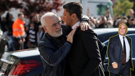 Μελισσανίδης: «Μίλησα με τον Λουτσέσκου, αλλά δεν θα έρθει στην Ελλάδα»...