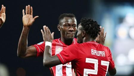 Αστέρας Τρίπολης - ΟΛΥΜΠΙΑΚΟΣ 0-0 (Τελικό)
