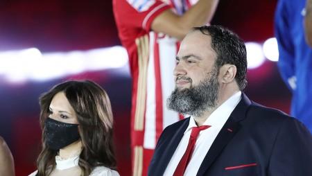 Με Αβραμίδου και ευρωκούπα ο Πρόεδρος! (photo, video)