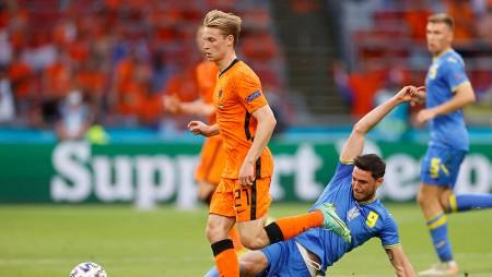 Euro 2020 | Ολλανδία-Ουκρανία: Αυτά έγιναν στο πρώτο ημίχρονο (videos)