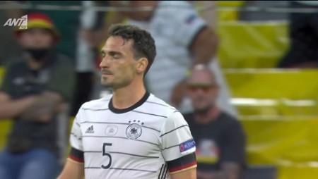Γαλλία - Γερμανία: 1-0 με Χούμελς! (video)