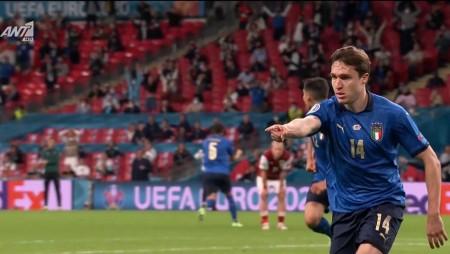 Euro 2020   «Αλήτικο» γκολ ο Κιέζα και 1-0 (video)