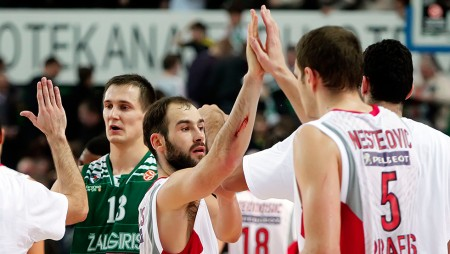 Νεστέροβιτς: «Αληθινός νικητής και πρωταθλητής»