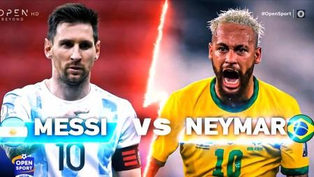Copa America | Μέσι ή Νεϊμάρ; Ο μεγάλος τελικός (video)