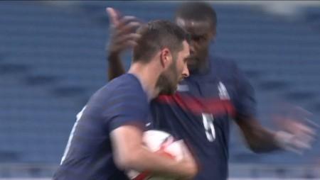 Ολυμπιακοί Αγώνες   Ποδόσφαιρο: Σόου Ζινιάκ και ματσάρα! (video)