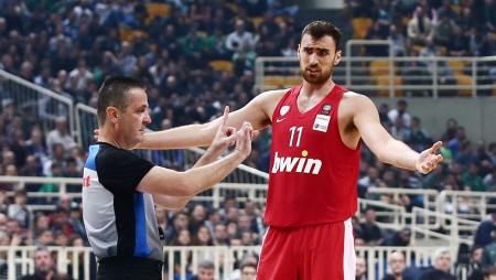 Πλήγμα! Δεν σφυρίζει ξανά (λογικά) ο Αναστόπουλος!