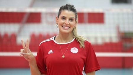 Ολυμπιακός: Ενσωματώθηκε και η Αντράντε Κόστα