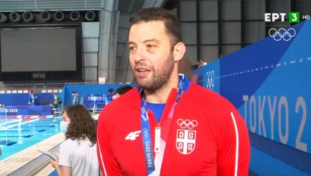 Απίθανος Φιλίποβιτς μετά το χρυσό της Σερβίας: «Ολυμπιακέ, έρχομαι...»! (video)