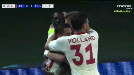 Σαχτάρ - Μονακό: 0-2 με Μπεν Γεντέρ! (videos)