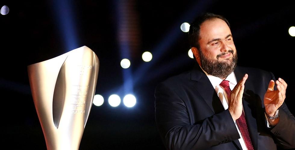 Βαγγέλης Μαρινάκης: «Ό,τι και να γίνει, ο Ολυμπιακός θα πάρει το πρωτάθλημα»