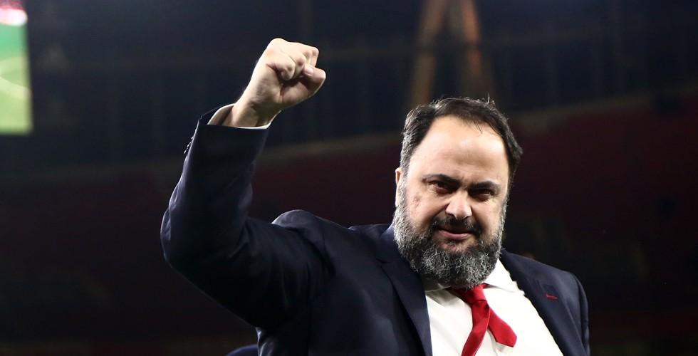 Β. Μαρινάκης: «Ολυμπιακός σημαίνει οικογένεια» (video)
