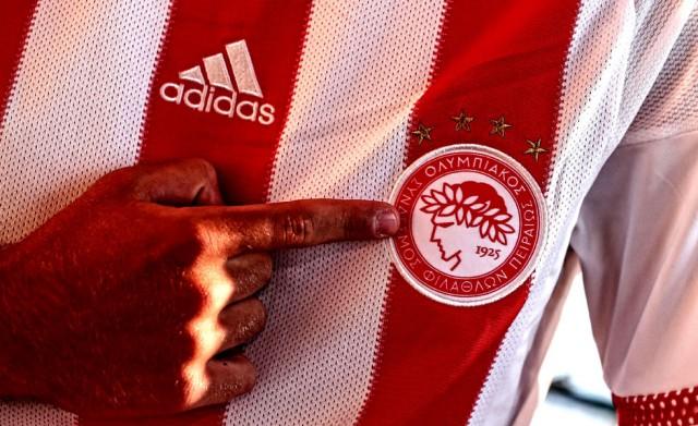 Θέμα στο εξωτερικό η συνεργασία Ολυμπιακού-Adidas!