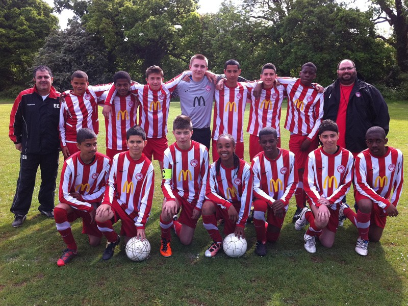 Olympiacos Youth FC...