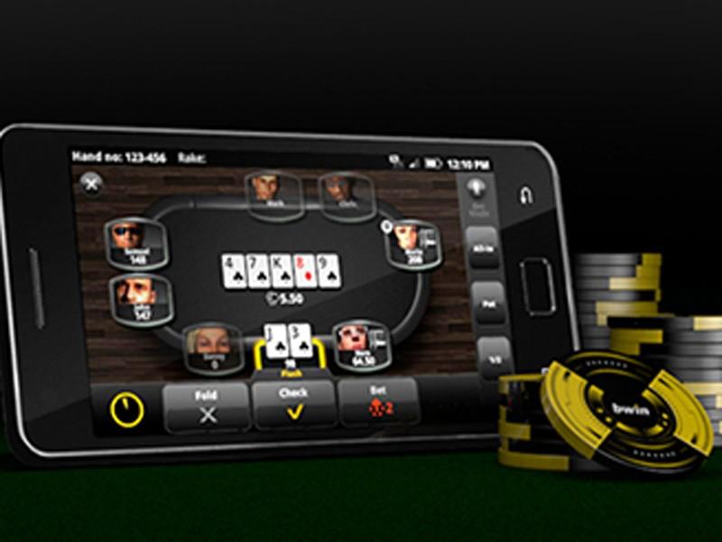 Εφαρμογή της bwin για πόκερ σε Android
