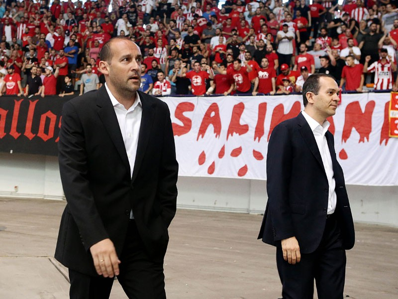Στο γήπεδο και οι πρόεδροι