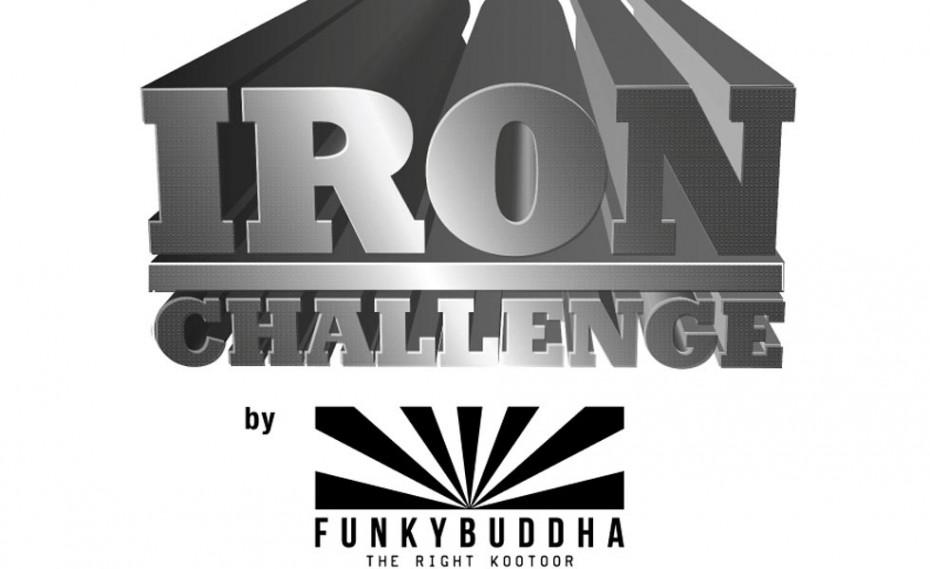 Η Funky Buddha είναι ο Iron Sponsor του 7ου Iron Challenge