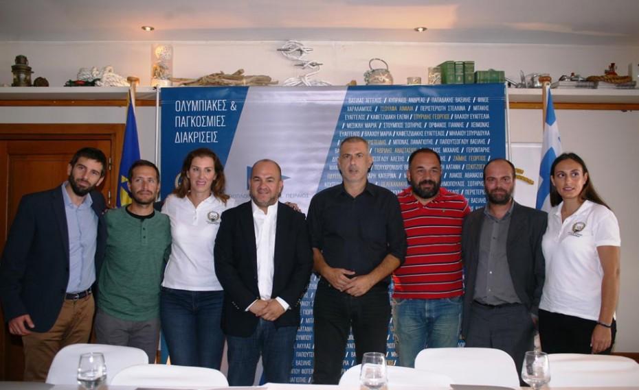 O Γιάννης Μώραλης και ο Δήμος Πειραιά στηρίζουν τον Ιστιοπλοϊκό Μαραθώνιο