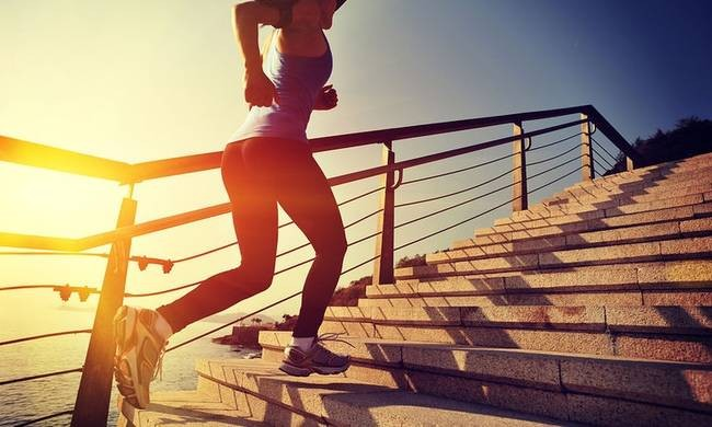 Το μόνο που χρειάζεστε για υγιή καρδιά είναι μερικά… σκαλιά