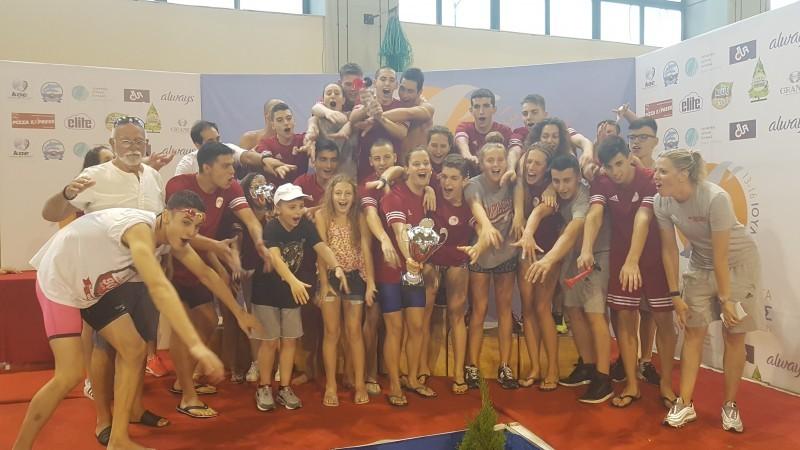 Πρωτάθλημα και για την Ακαδημία Κολύμβησης!