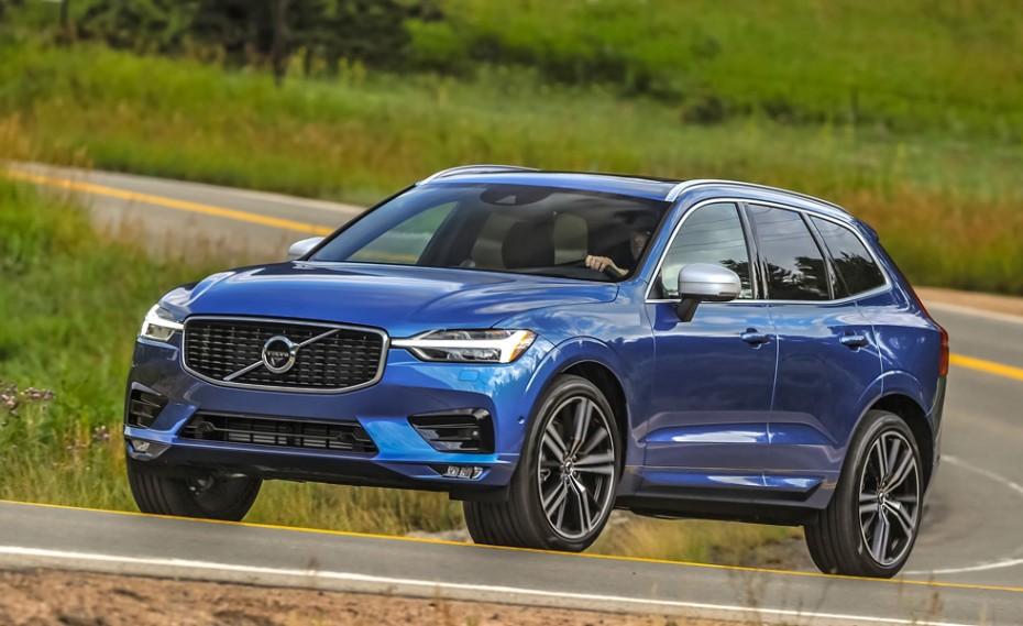 Πανελλήνια πρεμιέρα για το νέο Volvo XC60 στην «Αυτοκίνηση FISIKON 2017»