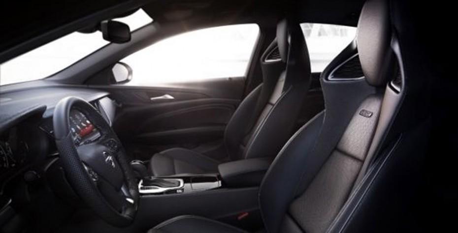 Νέο σπορ κάθισμα Opel performance