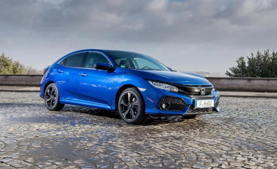 2018 Honda Civic 1.6 i-DTEC