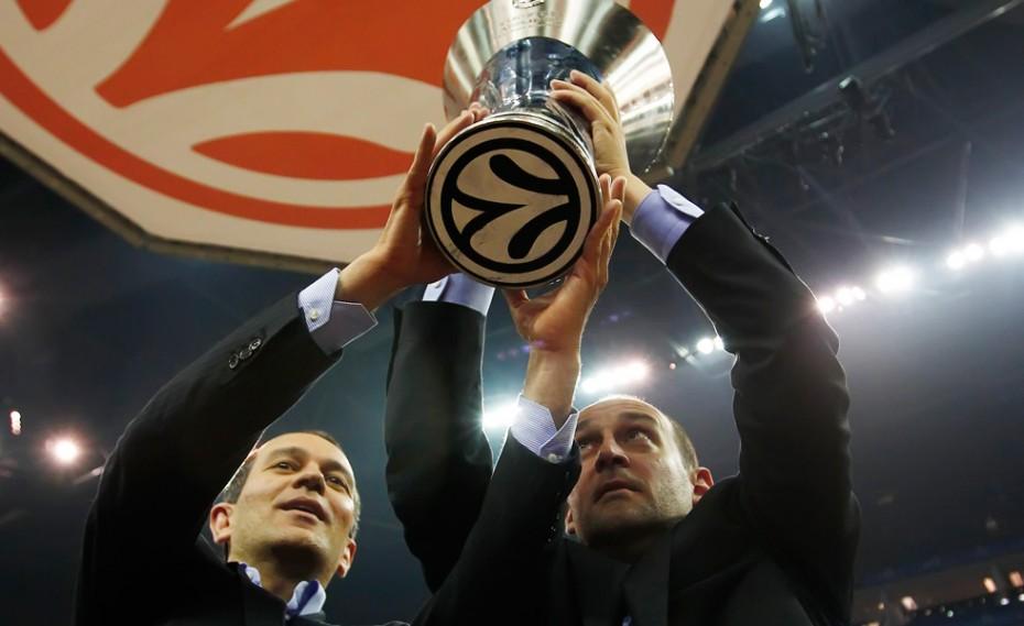 «Η καλύτερη ομάδα της Ευρωλίγκας την τελευταία δεκαετία»