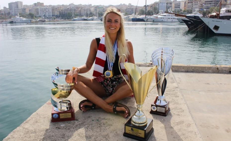 «Αγαπάω τον Ολυμπιακό»