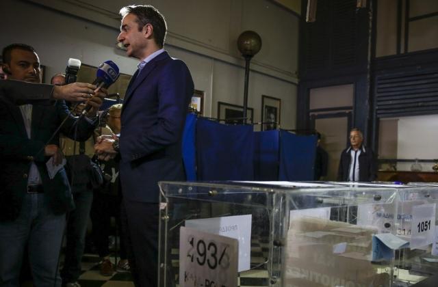 Σάλπισμα νίκης και μήνυμα ενότητας οι εσωκομματικές εκλογές στη ΝΔ
