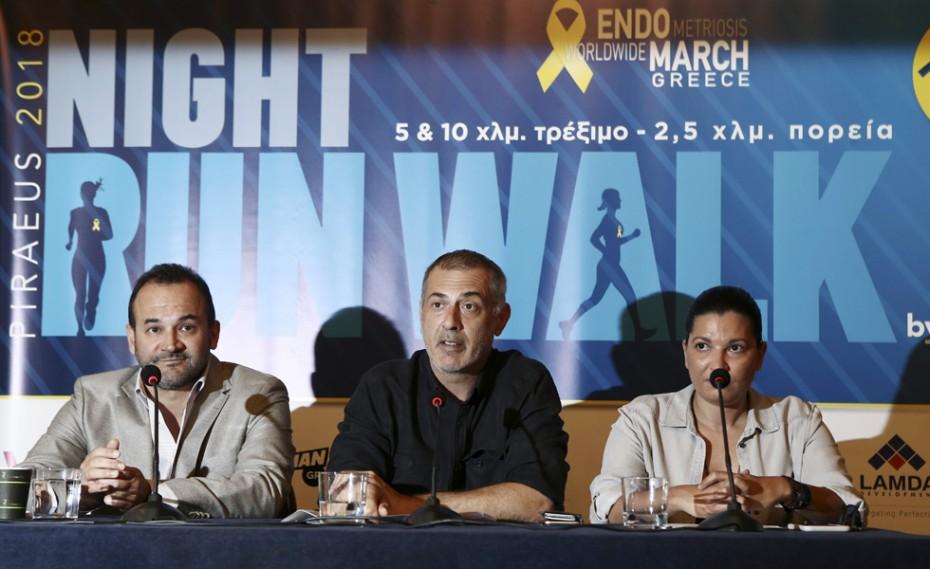 Ο Θρύλος επίσημος χορηγός του Endomarch Piraeus Night Run και φέτος!