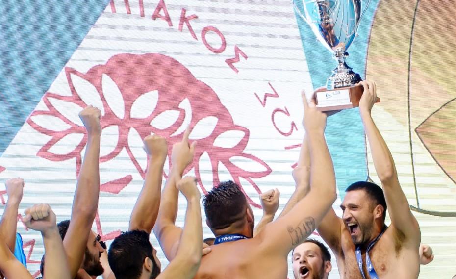 «Θρύλος του ελληνικού αθλητισμού»