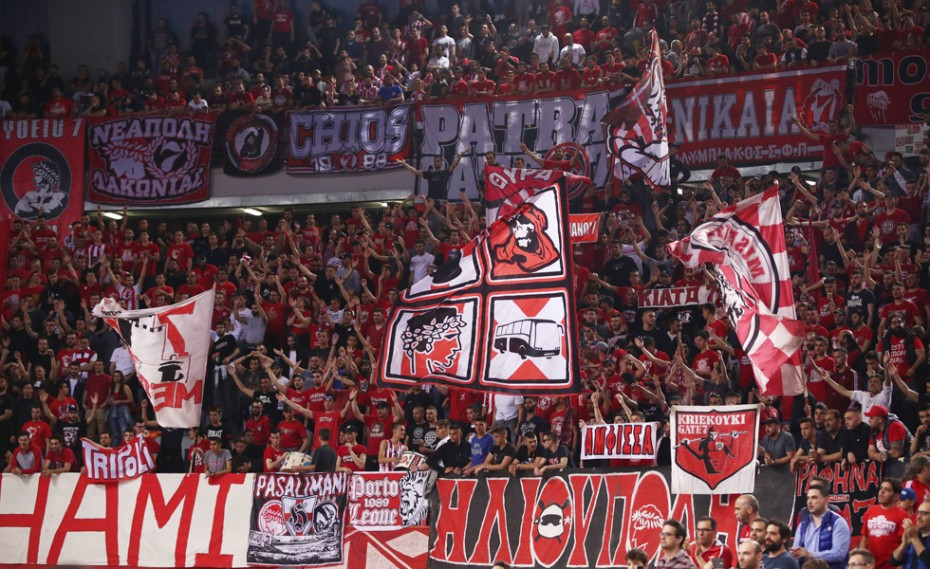 «We are Olympiacos»!