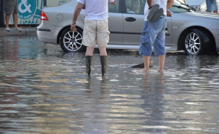 Προειδοποίηση για ισχυρές βροχοπτώσεις στην Αττική