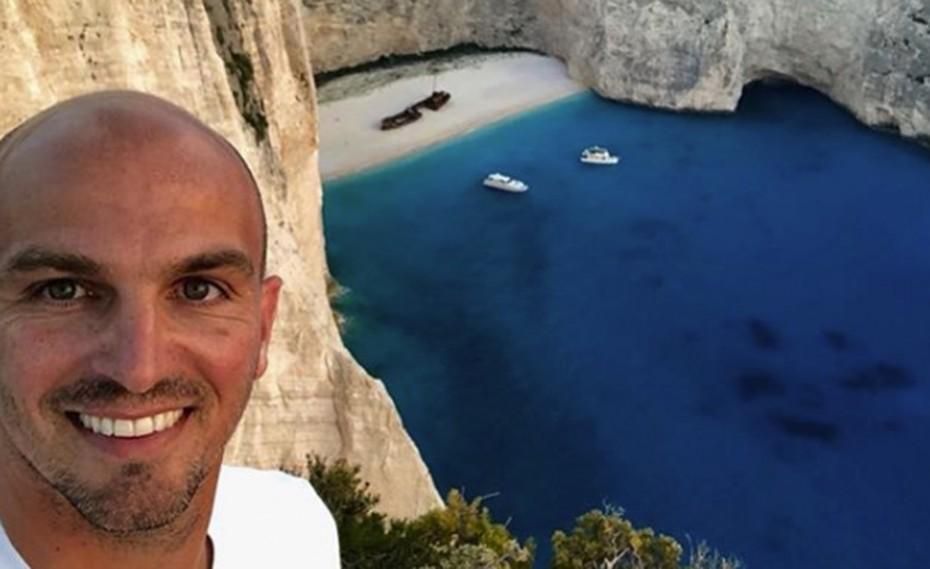 Διακοπές στην Ελλάδα ο Καμπιάσο! (pic)