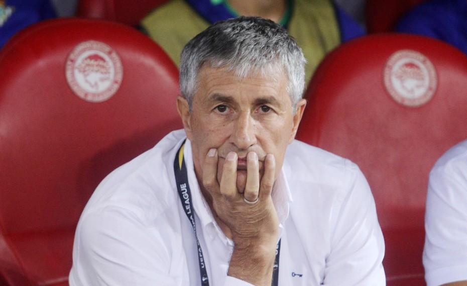 «Καθόλου εύκολο στην έδρα του Ολυμπιακού»