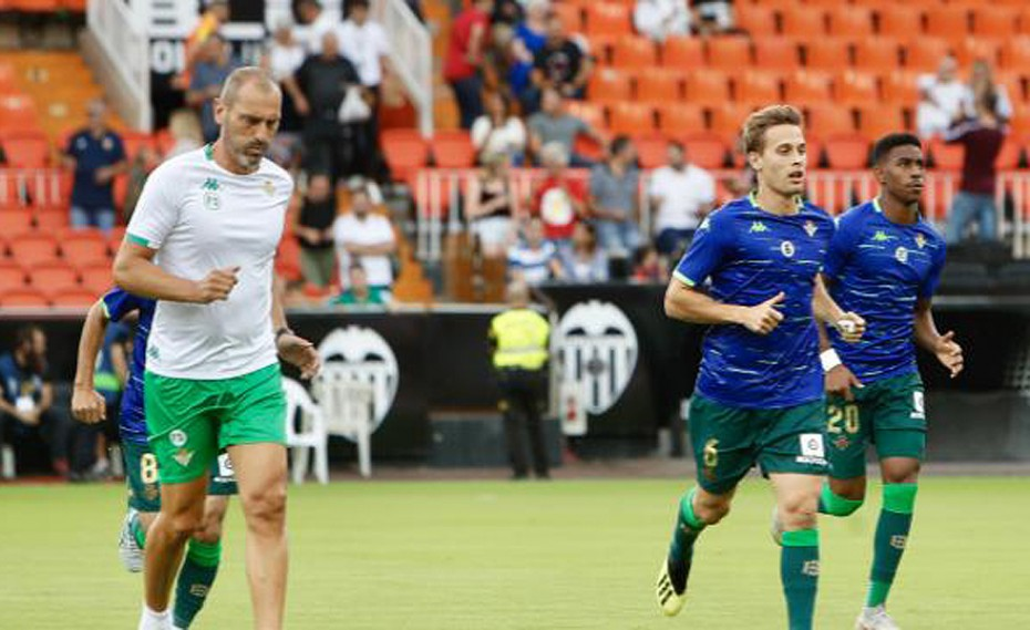 Βαλένθια-Μπέτις 0-0 (τελικό)