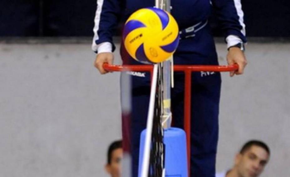 Οι διαιτητές στις Volleyleague