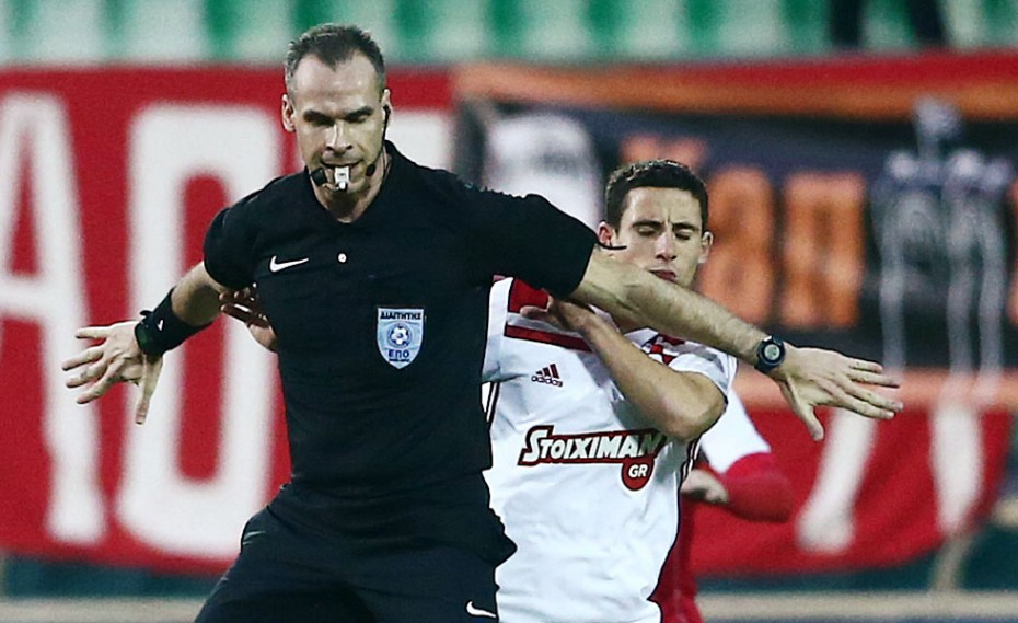 Ντροπή! Ο Περέιρα όρισε τον Τζήλο σε αγώνα Κυπέλλου