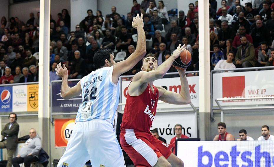 Κολοσσός Ρόδου - ΟΛΥΜΠΙΑΚΟΣ 67-86 (τελικό)