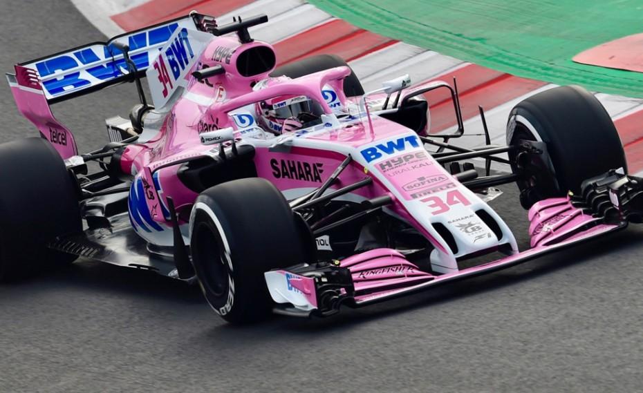 Αλλάζει όνομα η Force India