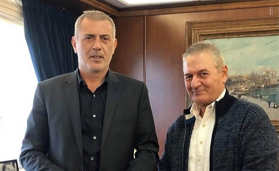 Στηρίζει Γιάννη Μώραλη ο Γιώργος Τσιρίδης