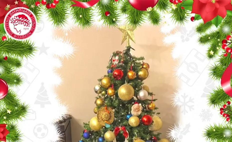 «Καλά Χριστούγεννα σε όλο τον κόσμο!» (vid)
