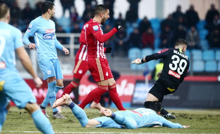 ΠΑΣ Γιάννινα - ΟΛΥΜΠΙΑΚΟΣ 1-2 (τελικό)