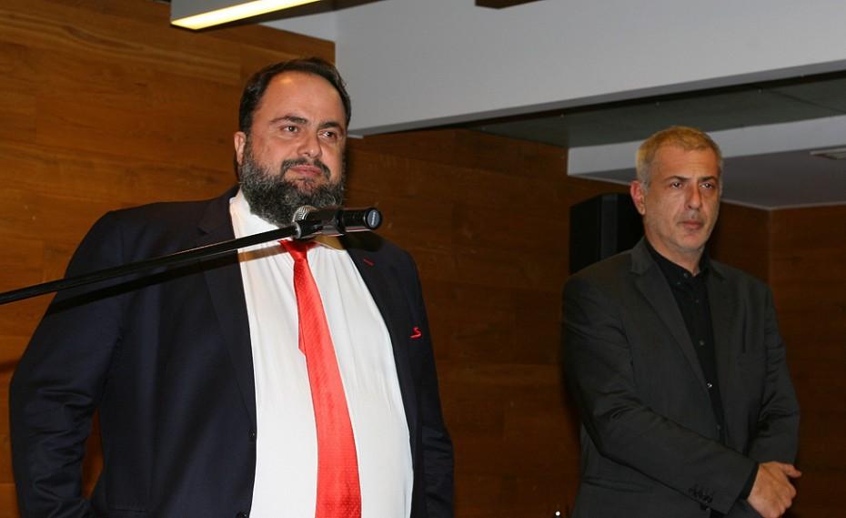 Ευ. Μαρινάκης: «Στέλνουμε μήνυμα αντίστασης στο ξεπούλημα της χώρας»