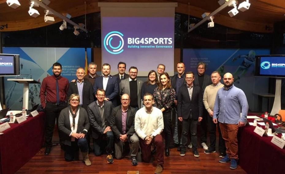 BIG4SPORTS: Προώθηση της καλής διακυβέρνησης στον Αθλητισμό!