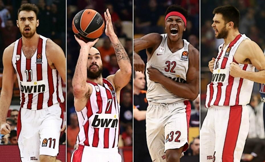 Ο Θρύλος στην ελίτ του ευρωπαϊκού μπάσκετ!
